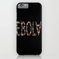 Floral Ebola iPhone 6 Slim Case
