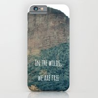 iPhone & iPod Case featuring Free by Elina Cate
