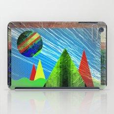 underwater world iPad Case