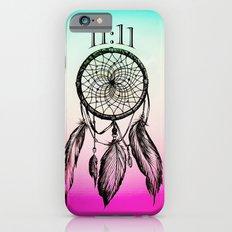11:11 Eleven Eleven Spiritual Dream Catcher Slim Case iPhone 6s