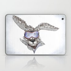 Snow Bunny Laptop & iPad Skin