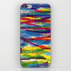 stripes traffic iPhone & iPod Skin