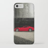 superman iPhone & iPod Cases featuring Superman by antirobots