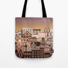 Moonlight Homes Tote Bag