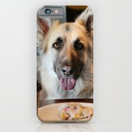 Coffee With The Pup iPhone 6 Slim Case
