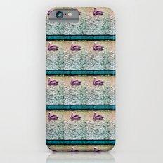 Pelican Pattern (a) iPhone 6 Slim Case