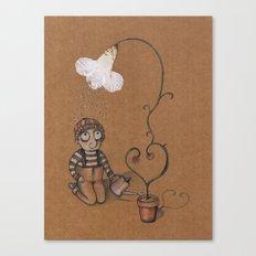 Darby Darlington Vs. Nat… Canvas Print