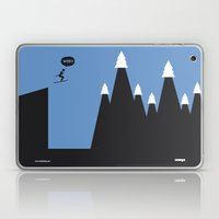 WTF? Ski Laptop & iPad Skin