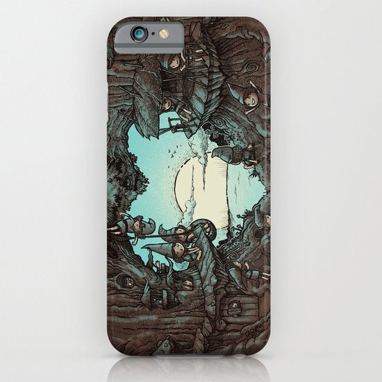 There's a gap next door iPhone & iPod Case