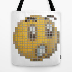 Emoticon Ohh Tote Bag