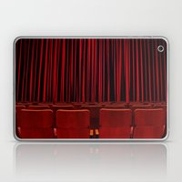 'RED CURTAIN CALL' Laptop & iPad Skin