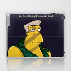 McBain Laptop & iPad Skin