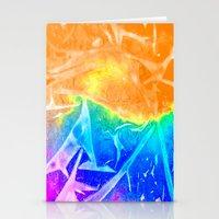 Aurora 3 - Sunrise Stationery Cards