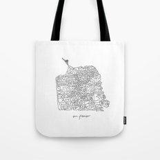Good Ole San Francisco Tote Bag