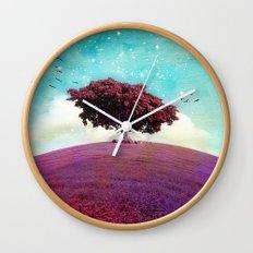 SUMMER HILL Wall Clock