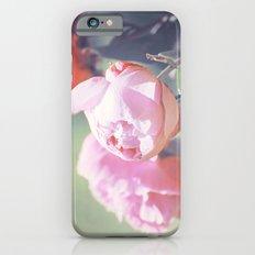 Pink Peony 1 Slim Case iPhone 6s