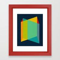 Planes Framed Art Print