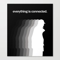 Watch_Dogs Canvas Print