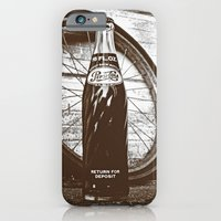iPhone & iPod Case featuring Pepsi-Cola classic by Vorona Photography