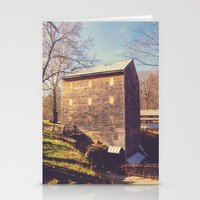 Rock Mill 4 Stationery Cards