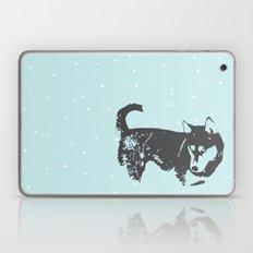 Sinatra Blue  Laptop & iPad Skin