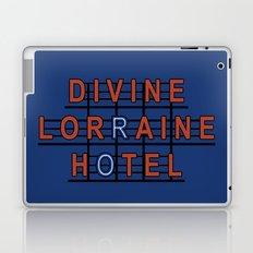 Divine Lorraine Hotel Laptop & iPad Skin