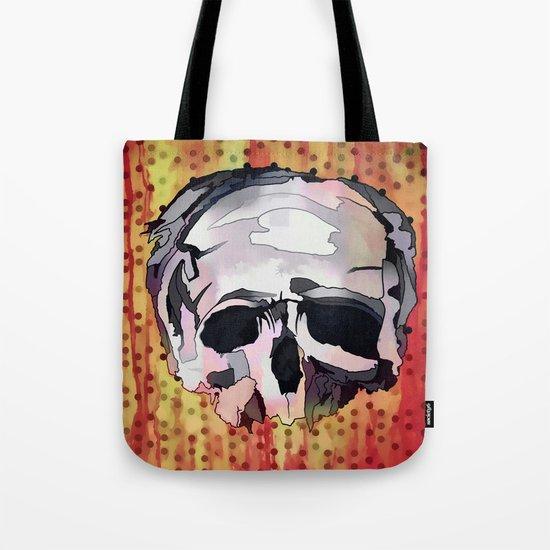 Skully. Tote Bag