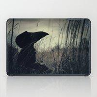 Thoughtful Plague iPad Case