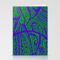 Abstractish 2  Stationery Cards