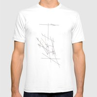 Plan Mens Fitted Tee White SMALL