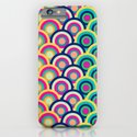 Circle colors iPhone & iPod Case