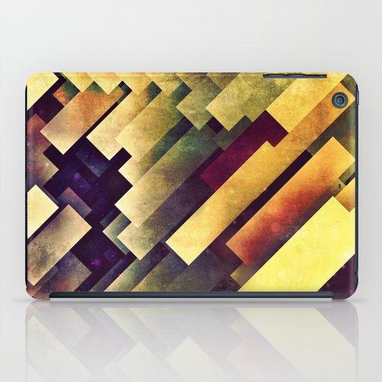 myy mysyry iPad Case