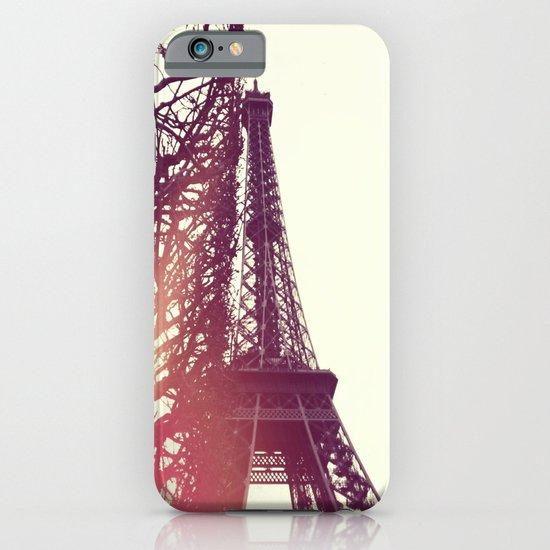 Paris II iPhone & iPod Case