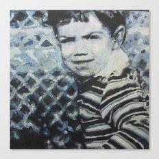 Blue Thomas Canvas Print