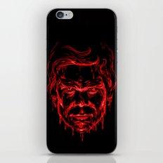 The Dark Passenger iPhone & iPod Skin