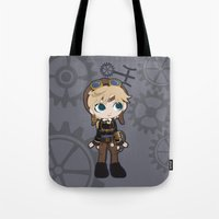Steampunk Sailor Uranus … Tote Bag