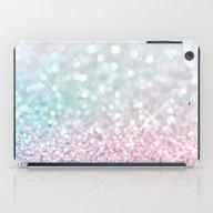 Pastel Winter iPad Case
