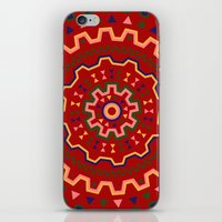 Wayuu Pattern iPhone & iPod Skin