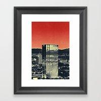 Donald Drumpf  Framed Art Print