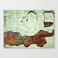 I Like To Save The Crumb… Canvas Print