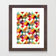 Pass This On Framed Art Print