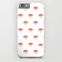 Donuto - Strawberry Topping iPhone 6 Slim Case