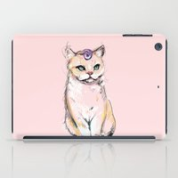 Josephine The Cat iPad Case