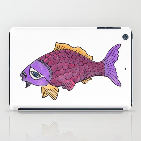 I've Got My Eye On You iPad Case