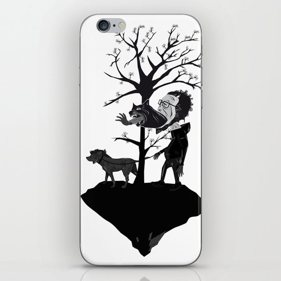 dogdays iPhone & iPod Skin