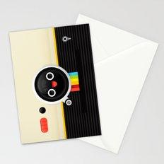チーズ Stationery Cards
