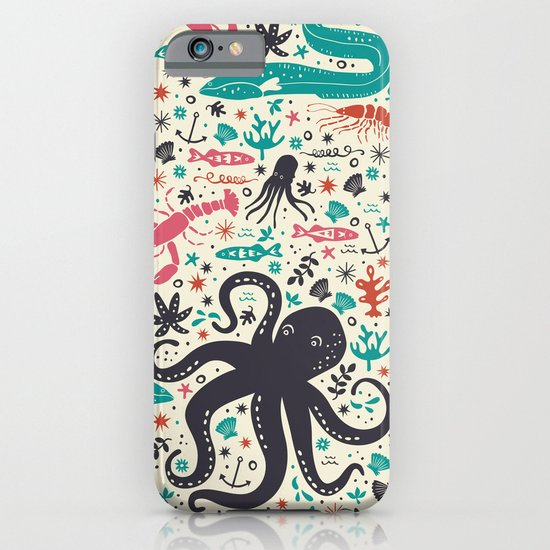 Sea Patrol iPhone & iPod Case