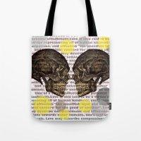 Illness Tote Bag