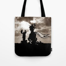 The little prince and the fox - dream version Tote Bag