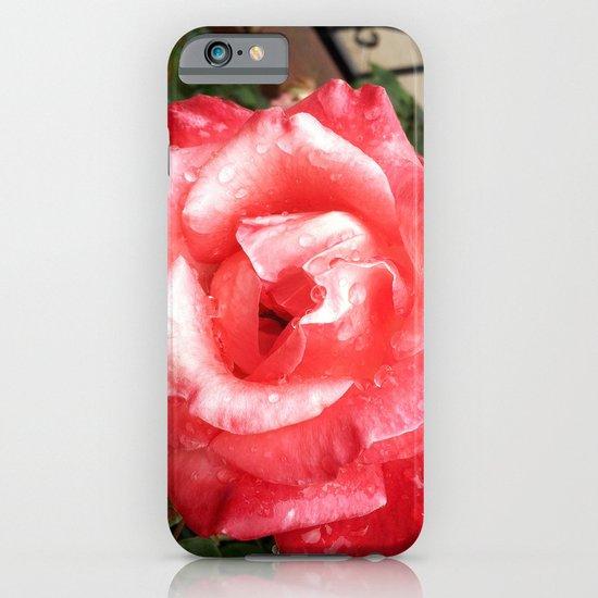 Rainy Day Rose iPhone & iPod Case